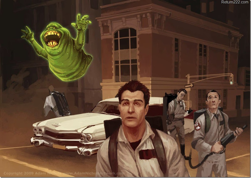 Ghostbusters_by_Autaux