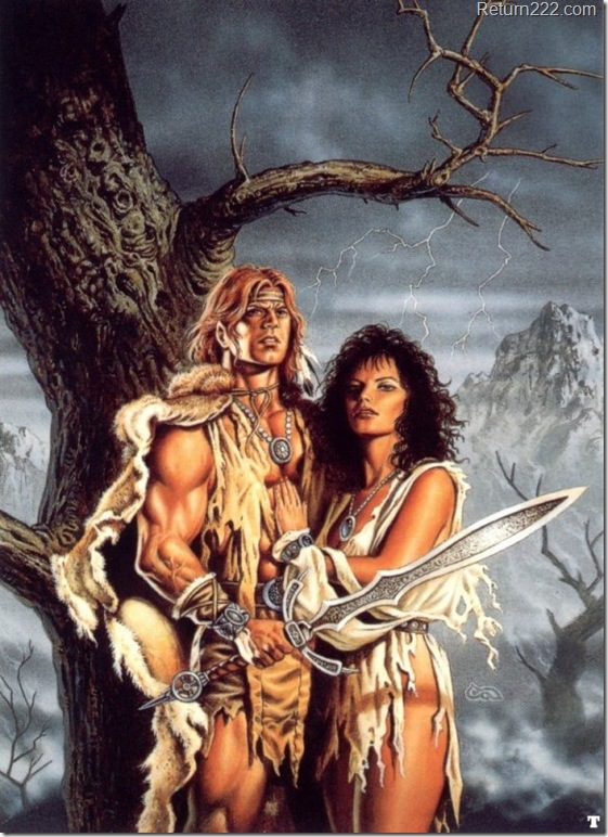 Clyde Caldwell (128)