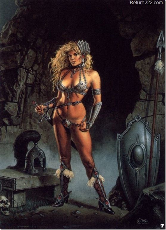 Clyde Caldwell (103)