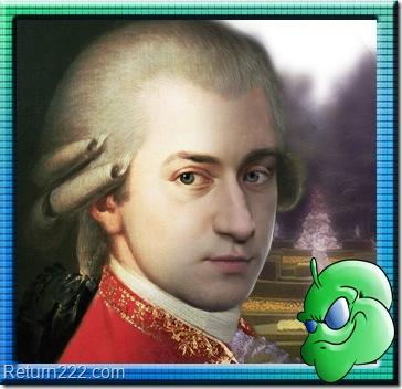 papiel Mozart