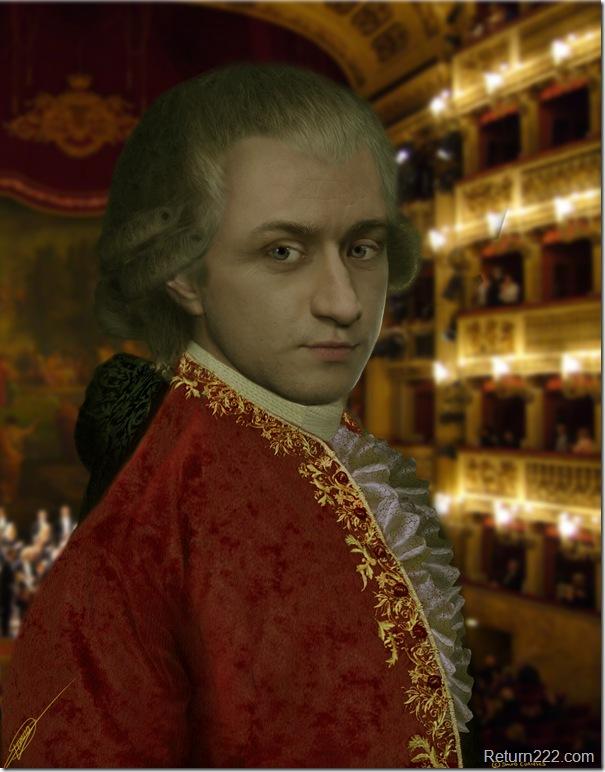 Mozart Portrait2