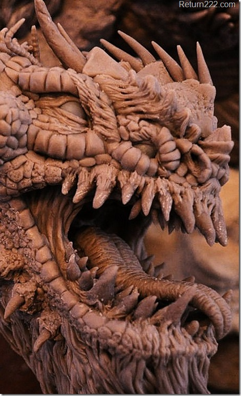 bull_dragon_wyrm_sculpt_close_by_antwatkins-d38vo0d
