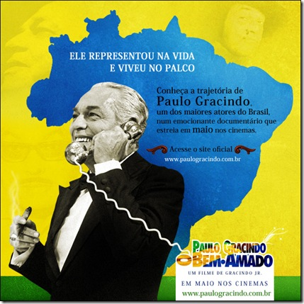 PAULO GRACINDO - O BEM AMADO