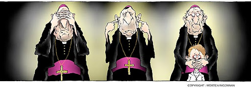 Catholic prelates silencing a rape victim