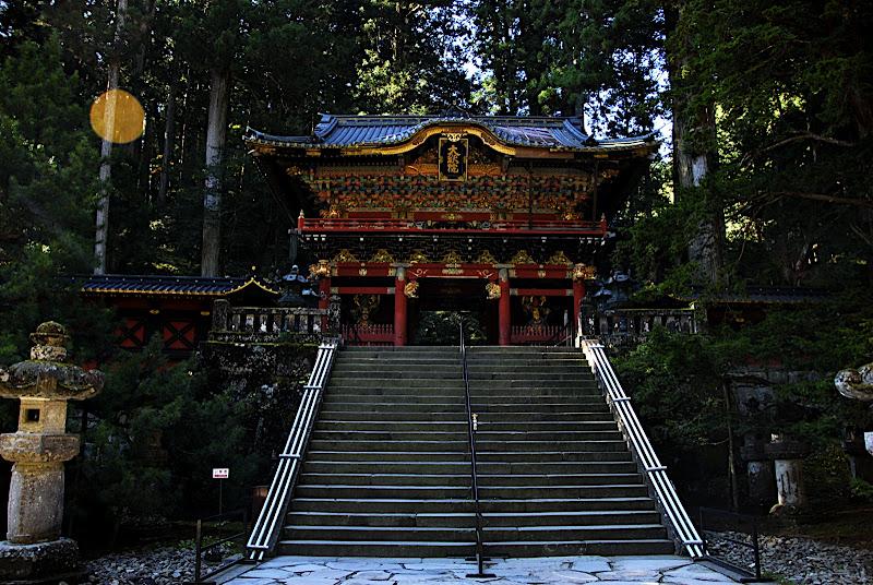 Niten Gate of Taiyuinbyo