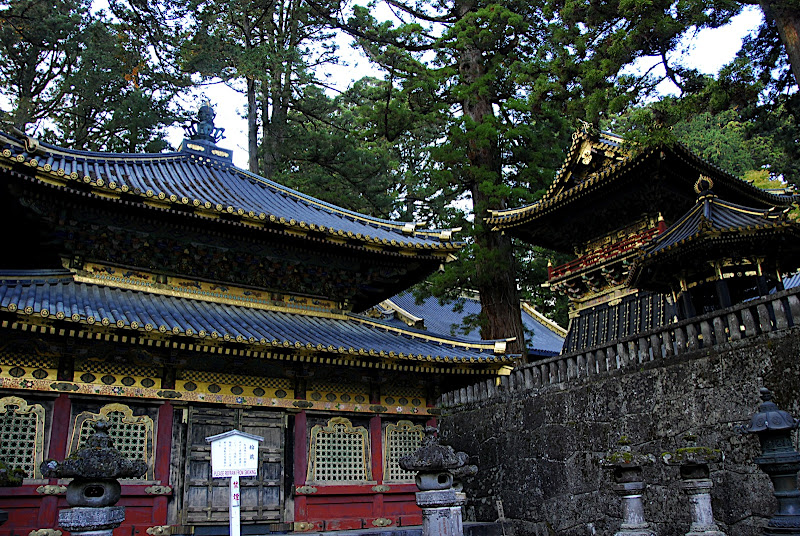 More buildings in Nikko of unknown purpose (to me)