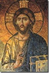 Jesus - Christ_Mosaic