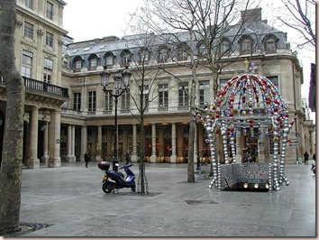 Beaded Metro Palais Royal