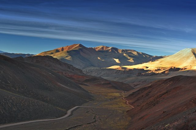 Subida a Corona Del Inca