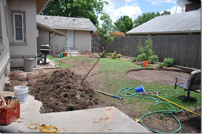 yard in progress 004