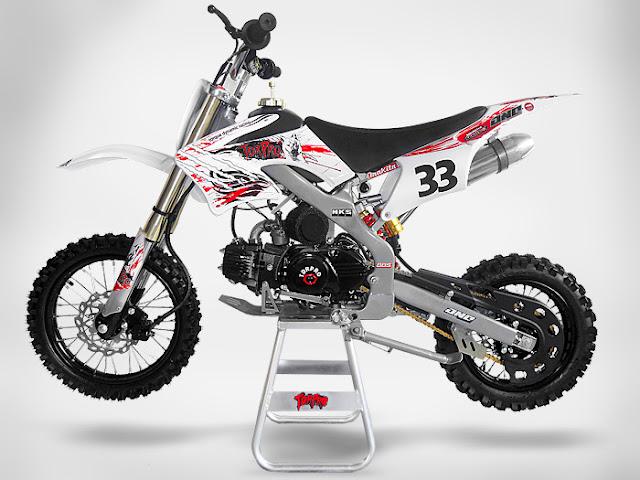 125cc KX Style Orion Pit Bike