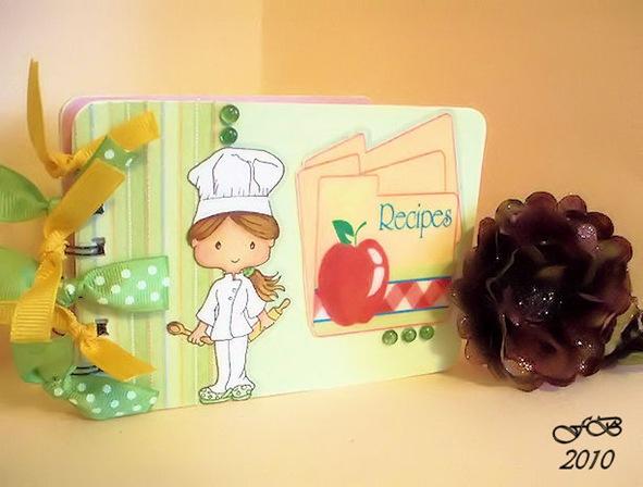 Gilli Recipe Book
