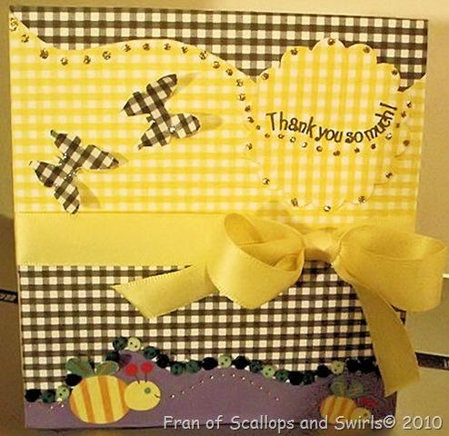 Black and Yellow Challenge