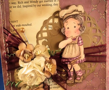 Close Up of Tilda_Sweet Treats Card