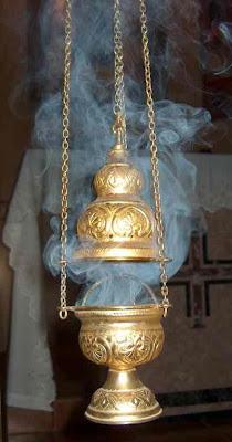 Censer in Indian Orthodox Church