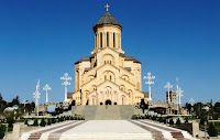 Residence of Georgian Patriarch