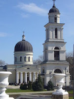Chisinau Cathedral Orthodox Church- Moldova