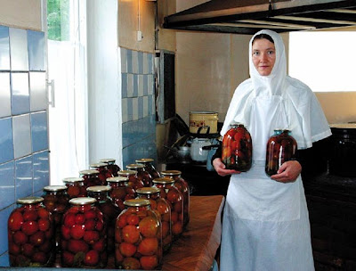 Estonian Orthodox Nun