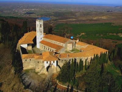 The Monastery of Theotokos -Albania