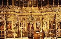 Bulgarian Orthodox Church Altar