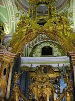 Russian Orthodox Church Altar