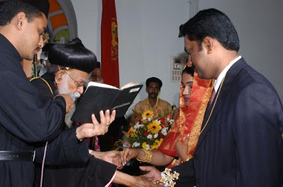 Malankara-Indian Orthodox Wedding