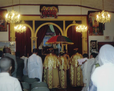 Ethiopian Orthodox Liturgy