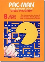 Capa de Pac-Man para Atari 2600