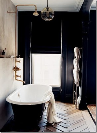 jenna lyons bathroom clawfoot tub 2