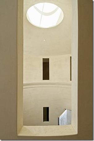 Heraldsburg Palladian villa rotunda
