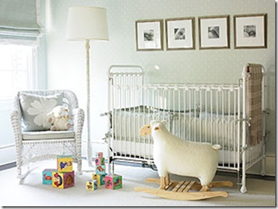 amy d morris pale blue gray nursery