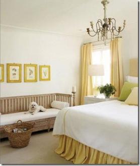 stacy hyde yellow bedroom