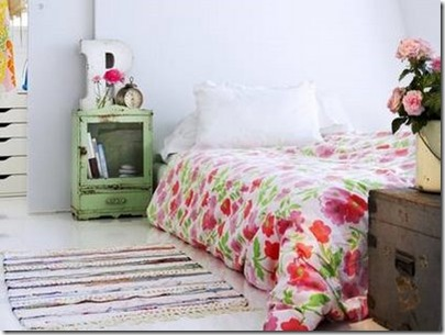 my lovely four seasons blog colorful bedding