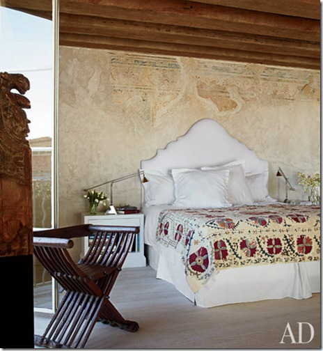 arch digest richard shapiro bedroom
