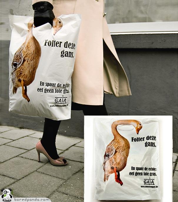 30 Creative Bag Advertisements
