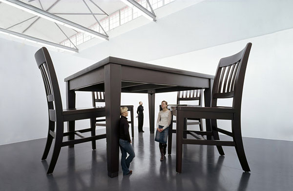 Gigantic Furniture for Giants