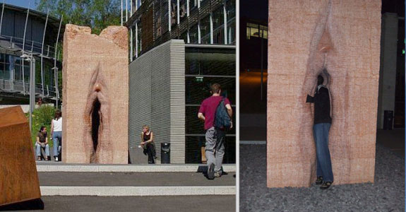 13 Strangest Sculptures from Around the World