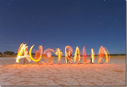 Australia In Lights