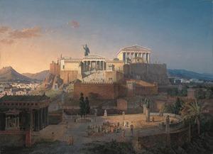 Akropolis_by_Leo_von_Klenze[1]