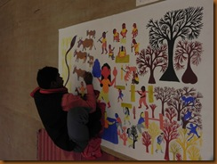 14 gond painting