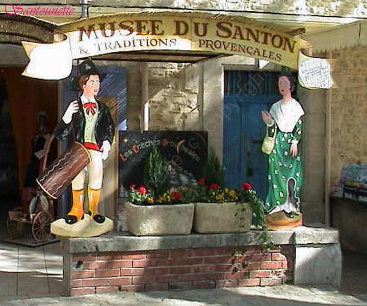 musee santons fontaine de vaucluse