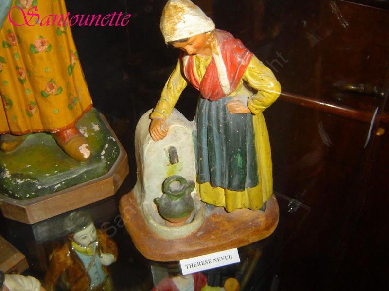 santon du musée de l'Aumérade