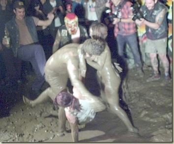 MudWrestling