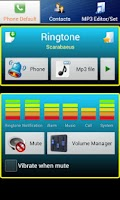 Screenshot of Ringtone Maker & Audio Manager