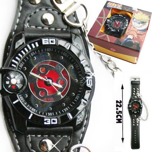 火影忍者寫輪眼手錶