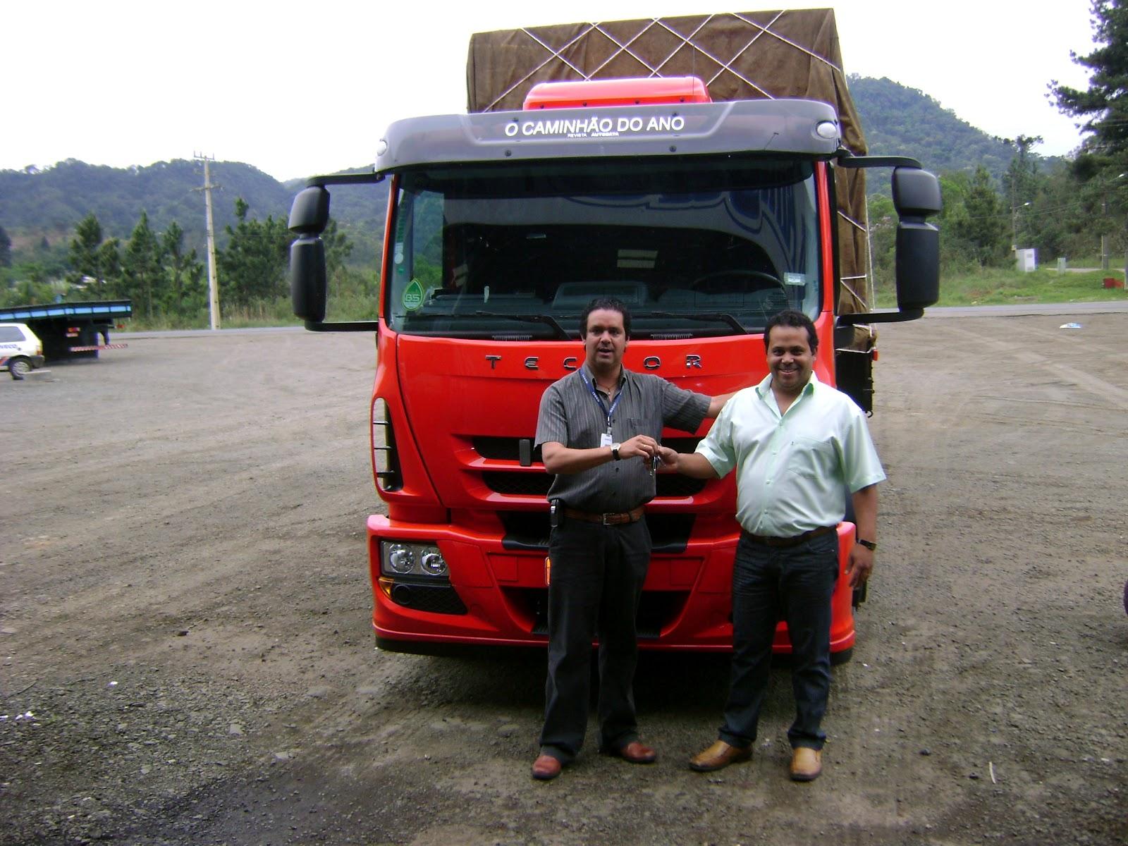 Carboni Iveco entrega Tector para Porto União DSC01372