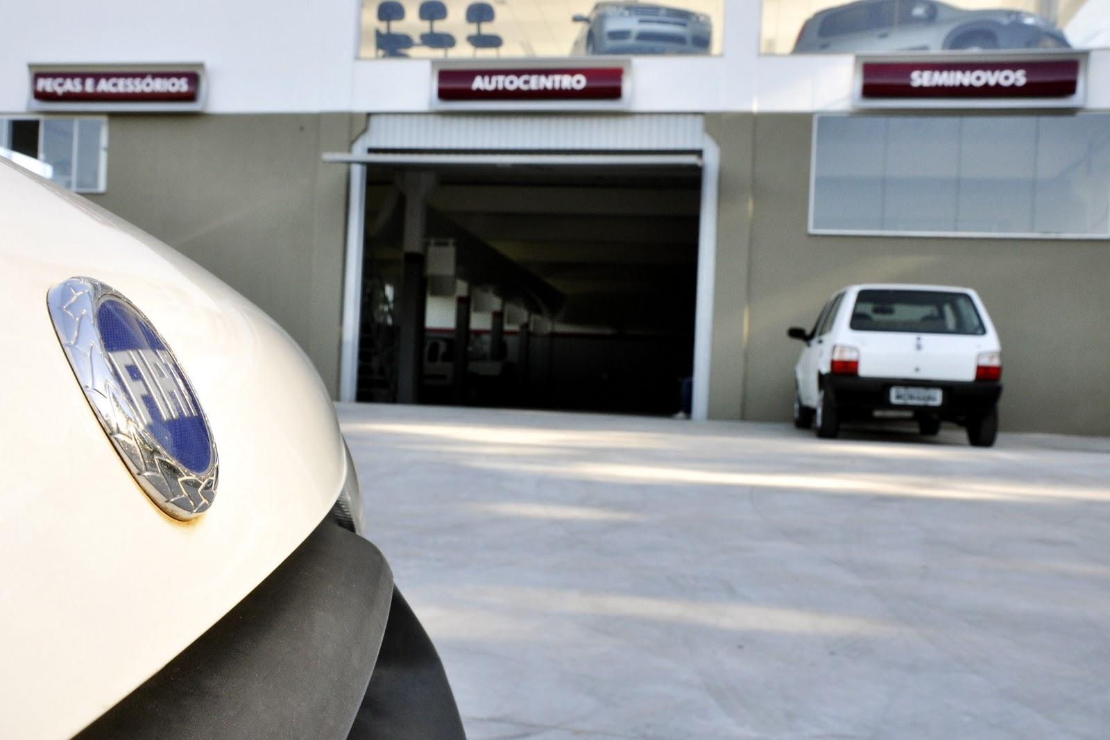 CARBONI FIAT - Inaugura hoje concessionária completa em Capinzal DSC0155 1