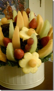 Yahoo Fruit Basket