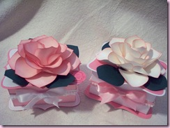 Magnolia & Rose boxes