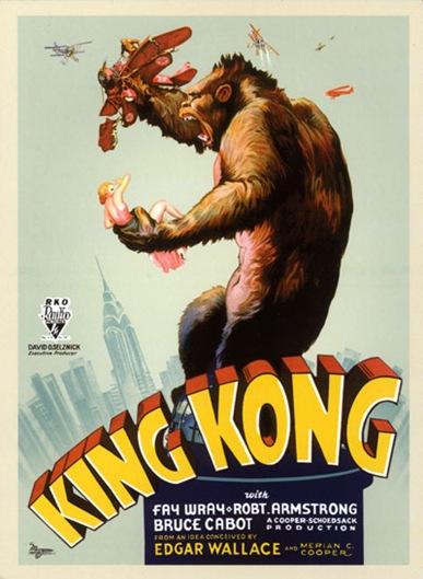 king kong capa